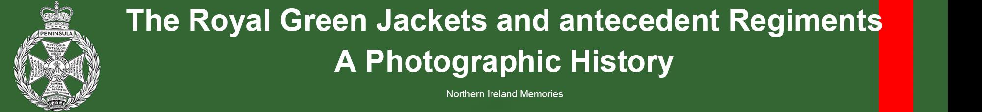 Memories Of Northern Ireland 2008 Ken Wharton Royal border=